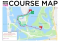Row for the Cure Course Map 2018
