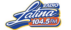 Latina Radio 104.5 FM