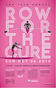 row poster 2014
