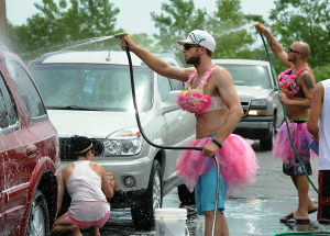 car wash how to fundraise for breast cancer