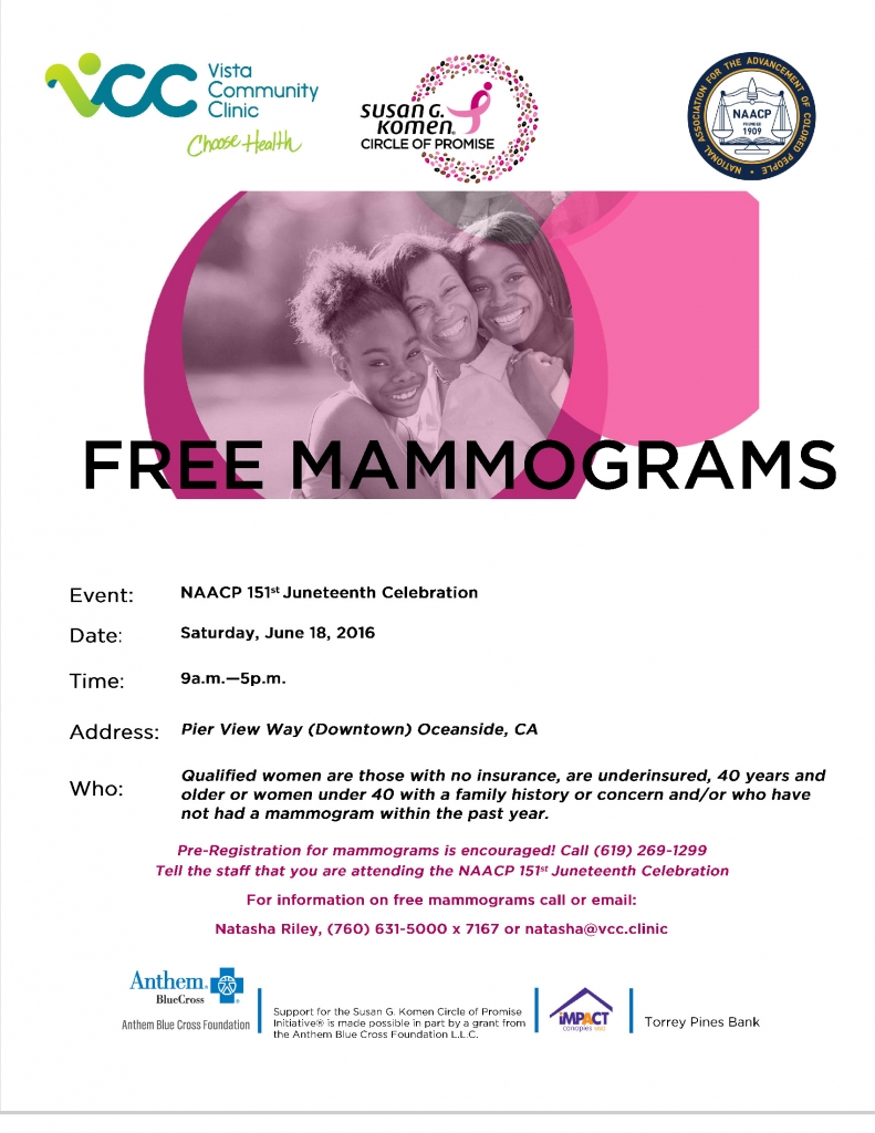 Free Mammo flyer- Juneteenth 2016 final for publishing