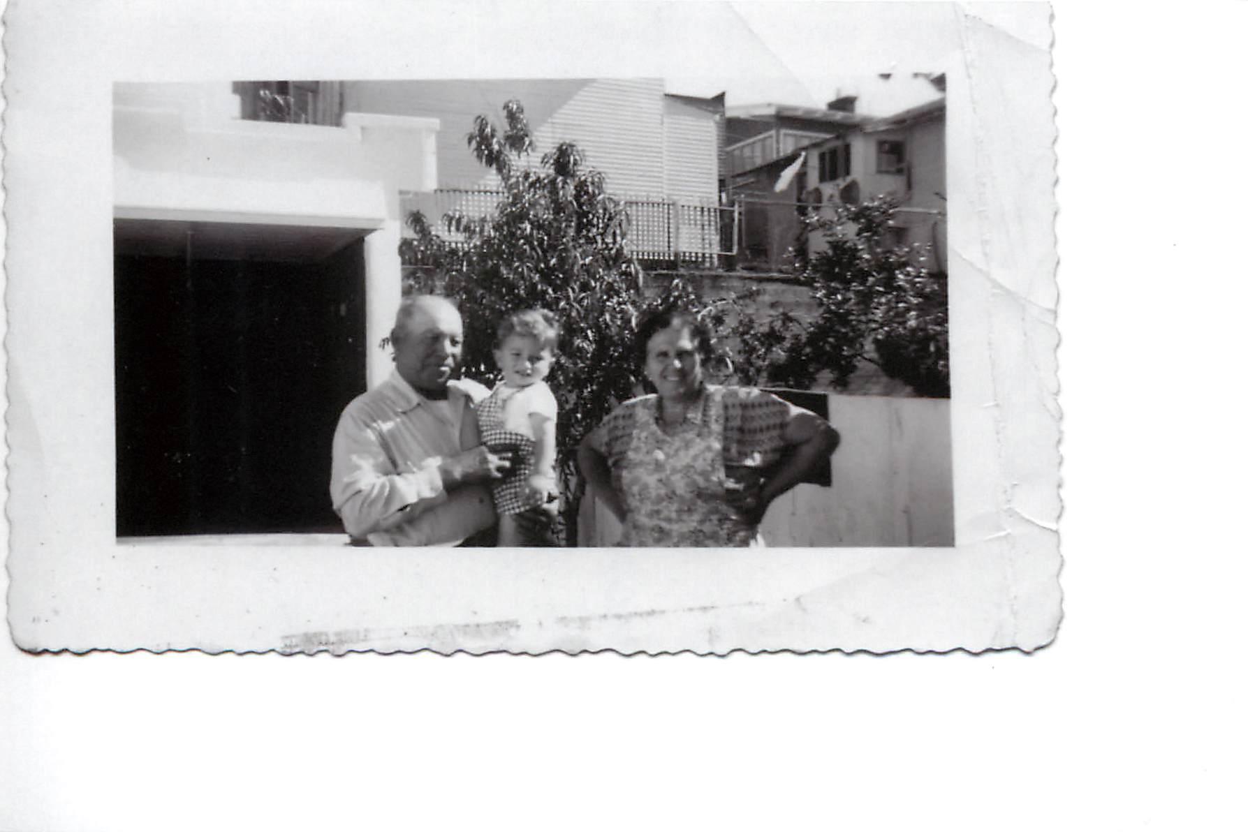Photo - Grandmother Mary Alioto1