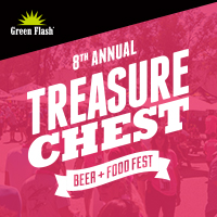 Green Flash Treasure Chest Beer & Food Fest!