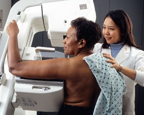 Free Mammograms at the City of Hope International Church Breast Cancer Awareness Event