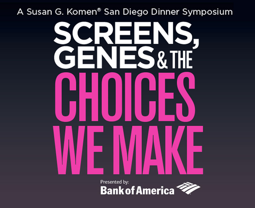 Screens, Genes & the Choices We Make presented by Bank of America