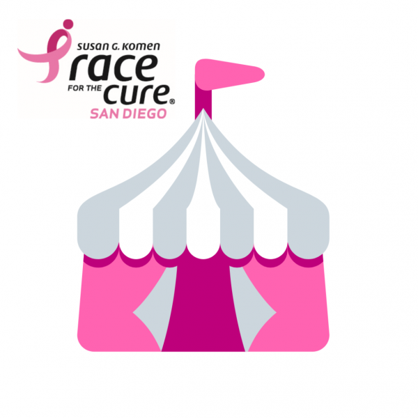 Race for the Cure Packet Pick Up at Mor Furniture in San Marcos