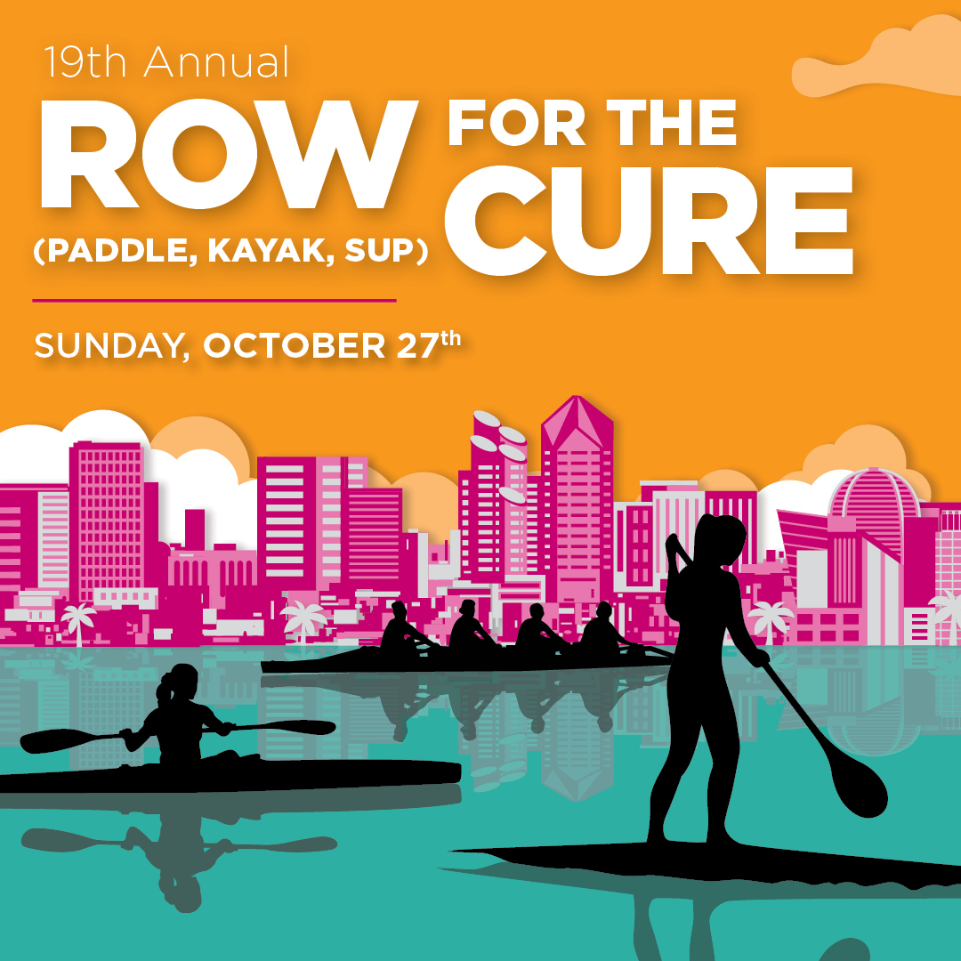 The 19th Annual Row (Paddle, Kayak, SUP) for the Cure