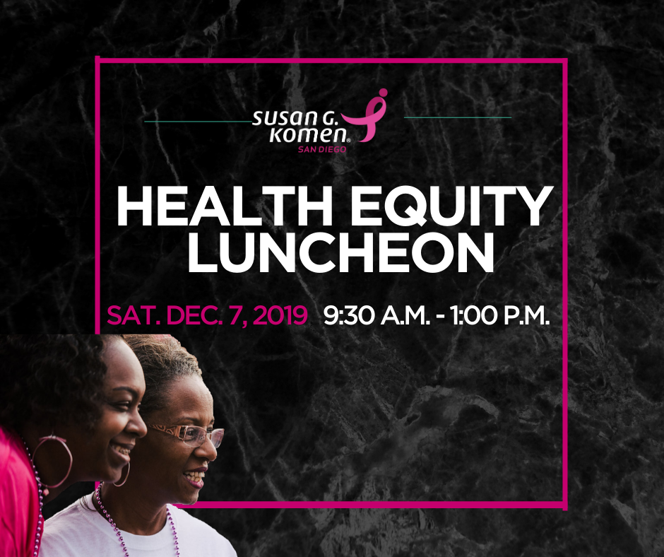 Health Equity Luncheon