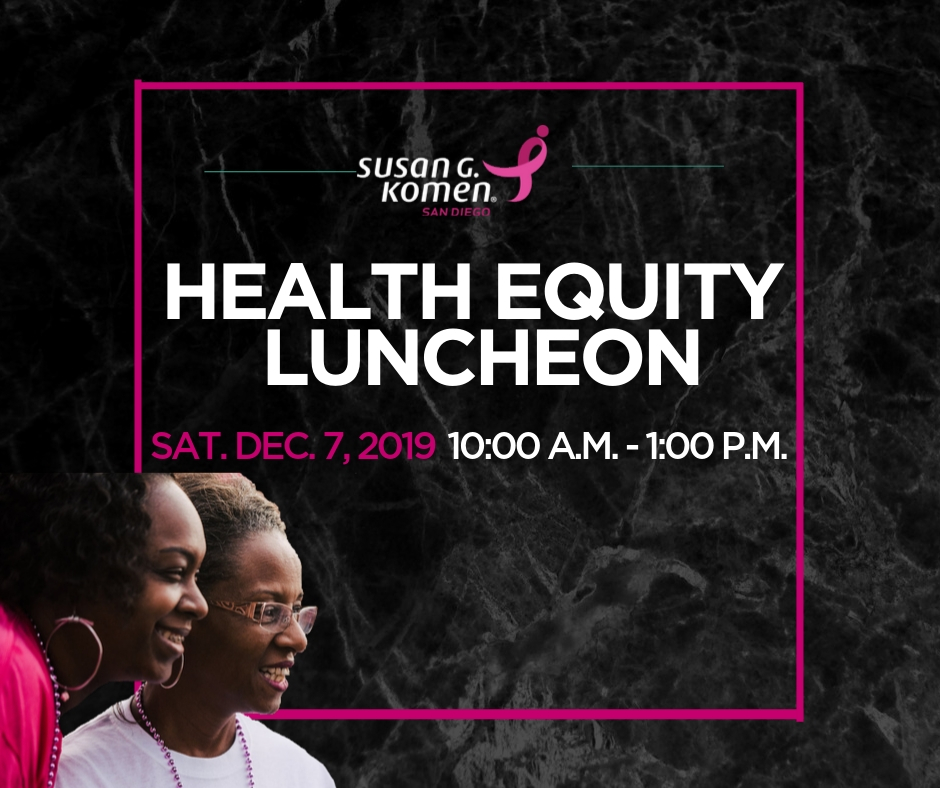 Health Equity Luncheon