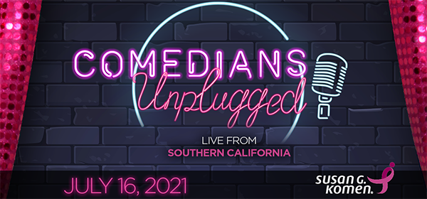 Comedians Unplugged: Live from Southern California